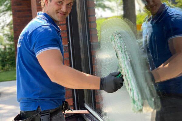 Stephan Goes, Mede-eigenaar en oprichter Schoonmaakbedrijf Diamond Clear